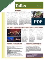 Tau Newsletter Vol 1
