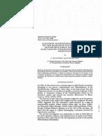 Calcoen&DeKegel 1980 - Sistema de de Man en Metoncholaimus Denticaudatus