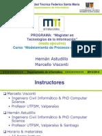 Modelamiento de Proceso de Software