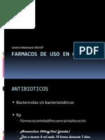 Farmacos de Uso en Clinica_presentacion