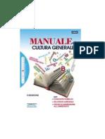 Manuale Di Cultura Generale_Indice