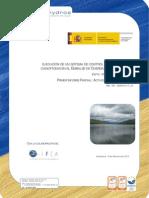 Ejecucion de Un Sistema de Control Limnologico y de Cianoficeas en El Embalse de Cuerda Del Pozo (SORIA)
