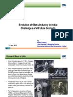 Evolution of Glass Inds-Mukul Soman