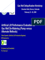 Artificial Lift PerformanceLift Performance