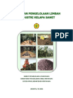 Pedoman Pengelolaan Limbah Industri Kelapa Sawit