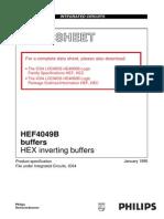 Hec4049bdb to Hef4049bu