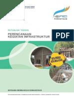 Petunjuk Teknis Perencanaan Kegiatan Infrastruktur