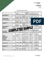 K115 Exh 1 App 2 (F0188) Progress Increments