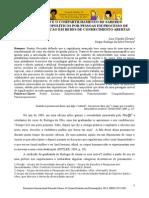 A Produção e o Compartilhamento de Saberes Farmacopornop Olíticos (1)