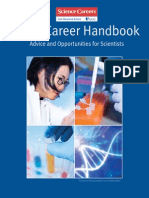 Careers Hand Book New 2014