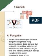 Askep Kanker ovarium