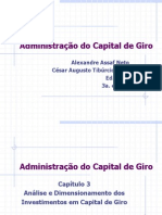 Administra+Æo do Capital de Giro 3 (Fleuriet Parte 1)