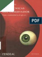 Crary Jonathan Las Tecnicas Del Observador (1)