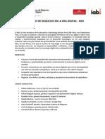 Info NED2014