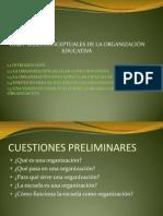 Tema 1 Bases Conceptuales de La Organización Educativa (1)