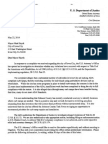 5-22-14 Letter to City