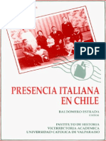 Estrada Italianosenchile1930