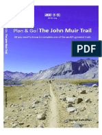 eBook Plan Go the John Muir Trail All You Need to Know to Complete One of the World s Greatest Trails