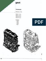 5) Modelos Peugeot