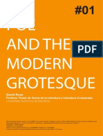 David Roas - Poe and the Modern Grotesque