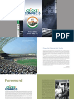 Cricket Connects exhibition Catalog 2014