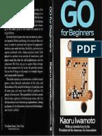 Go for Beginners - Kaoru Iwamoto