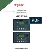 Manual Smartgen Hgm 6320 - Ced 100ks