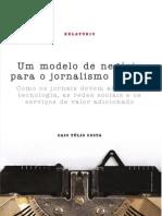 Um Modelo de Negócio Para o Jornalismo Digital