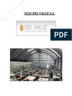 Textil Del Valle S.a.