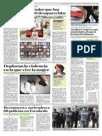 14-08-2014 Revela el procurador que hay entre 900 y 1000 desaparecidos
