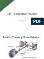 UD4 – Propulsión y Tracción