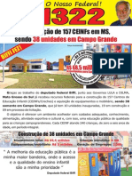 Conquistas 1322 - CEINFs em Campo Grande