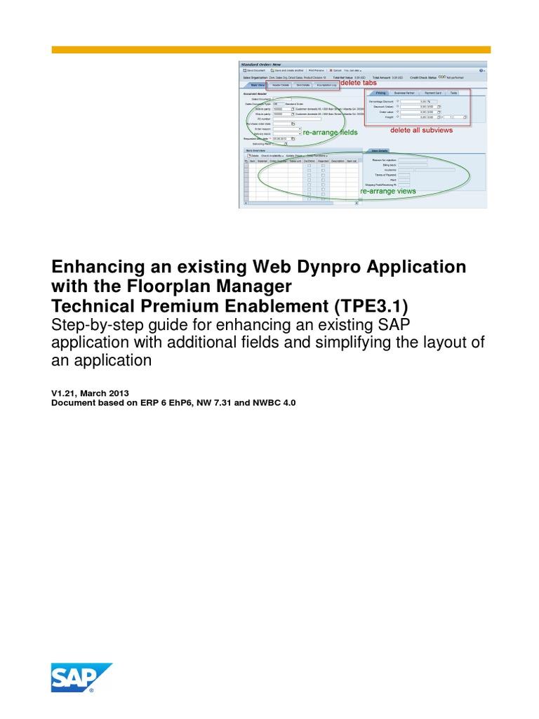 working with fpm wda hyperlink web browser rh scribd com Windows 7 SAP CRM