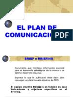 7 El Plan de Comunicación