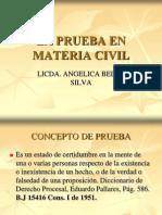 La Prueba en Materia Civil Final 2