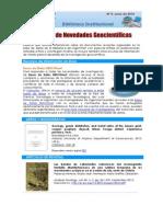 Boletín N°5, 15 de junio 2014