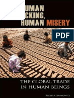 Aronowitz, Alexis a., Human Trafficking, Human Misery