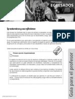 Guía Profesor 07 La Naturaleza y Sus Reflexiones