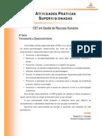 ATPS A2 2014 2 TRH4 Treinamento e Desenvolvimento