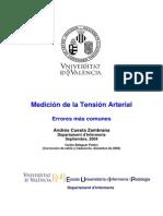 Métodos Para Medir La Presión Arterial