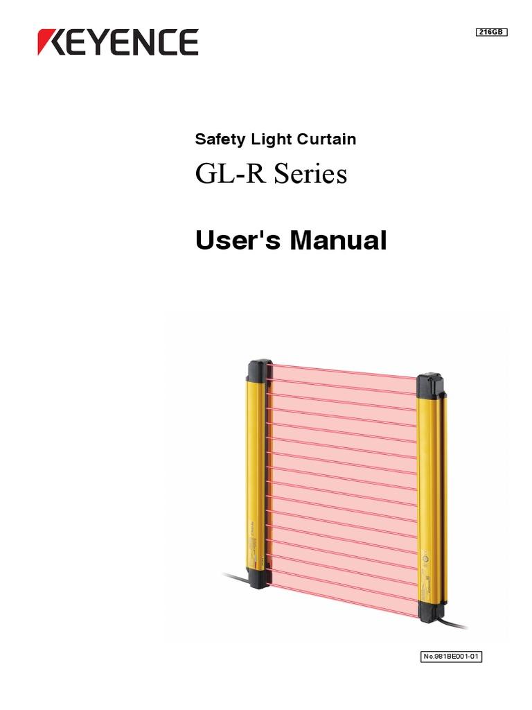 GL R_UM_216GB_GB_1062 1a | Safety | Power Supply