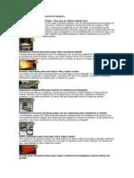 Diseño de Un Sistema de Control de Desgaste