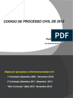 Apresentacao Seminario NCPC 5-9-2013 Dr Paulo Pimenta
