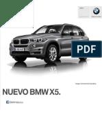Ficha Tecnica BMW X5 XDrive35iA Automatico 2014