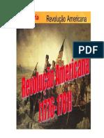 A Guerra da Independência dos Estados Unidos da América.docx