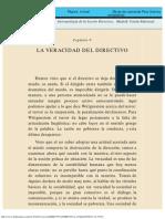 Antropología de La Acción Directiva - Capítulo 5
