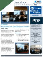 Boletin Informativo Abril-junio 2013