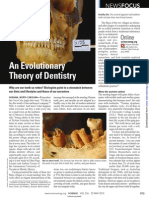 Science Volume 336 Issue 6084 2012 [Doi 10.1126%2Fscience.336.6084.973] Gibbons, A. -- An Evolutionary Theory of Dentistry