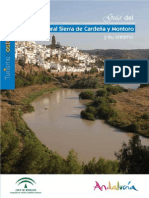 CORDOBA Guia Del Parque Natural Sierra de Cardena y Montoro Andalucia Espana