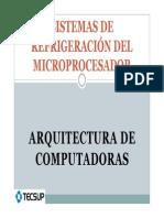 006 - Sistemas de Refrigeración Del Microprocesador